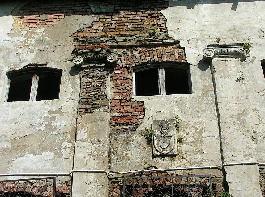 Historia zespołu dworskiego - Rakoszyce