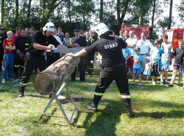 Zawody strażackie Bukówek 2010 - Rakoszyce