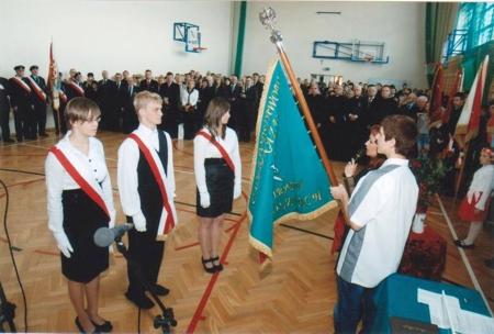 Zespół Szkół w Rakoszycach ma nowego patrona !