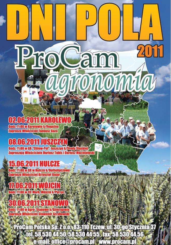Dni Pola 2011 - Juszczyn