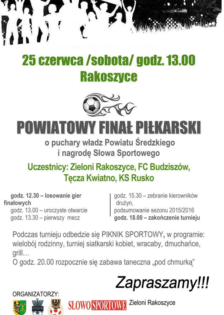 Turniej Siwiec 2016 FINAŁ