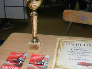 Warcaby o Puchar Sołtysa 2015